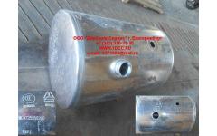 Бак топливный 380литров круглый H2/H3 фото Кемерово