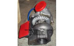 Турбина (Турбокомпрессор) 420 л.с. (Garret) WP12 фото Кемерово