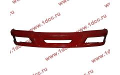 Бампер FN2 красный самосвал для самосвалов фото Кемерово