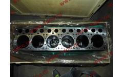 Блок цилиндров двигатель WD615 CDM фото Кемерово